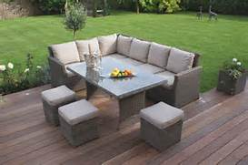 Garden Dining Sets Asda by Rattan Garden Furniture Sets Design To Choose Online Home Decorating Ideas