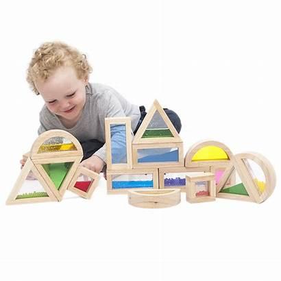 Blocks Sensory Construction Earlyyearsdirect