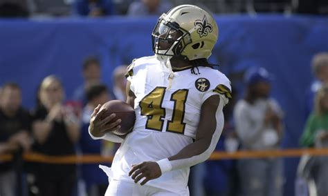 orleans saints  wear color rush uniforms