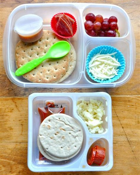 How Much Do School Lunch Make by These Pizza Lunchables Are Healthy And Made With Fresh
