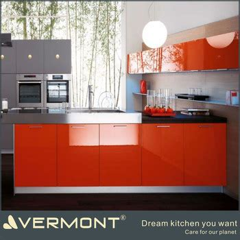 high gloss paint kitchen cabinets high gloss painting kitchen cabinet import from china 7049