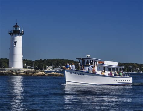 Cruises - Portsmouth Harbor Cruises
