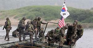 End of US-South Korea joint military drills, a ...