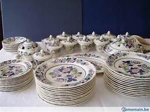 Service A Vaisselle : service de table anglais ~ Teatrodelosmanantiales.com Idées de Décoration