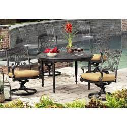 lane 174 legacy 5 pc patio dining set sam s club