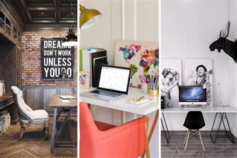 Decorating Ideas For A Home Office - guest post 7 tips for decorating your home office