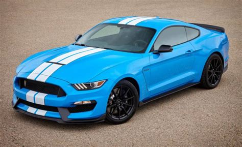 2017 Ford Mustang Shelby Gt350 Review, Specs, Price, 0-60
