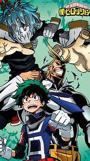 My Hero Academia Collage — Poster Plus