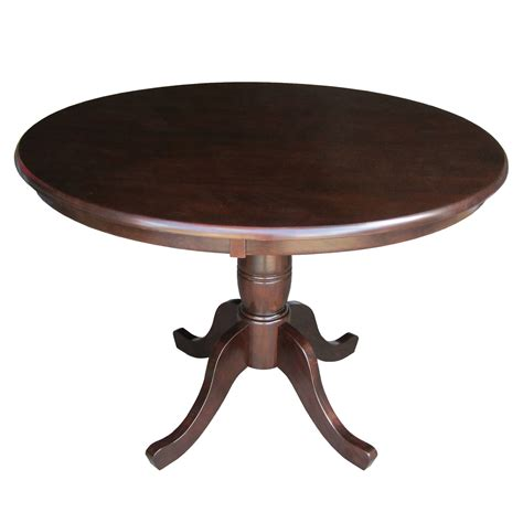 36 inch round kitchen table outdoor