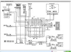 nissan d21 wiring diagram for taillight assembly With 1995 nissan pick up tail light wiring diagram