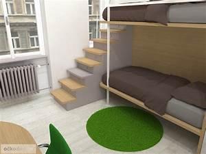 Malý dětský pokoj pro dva