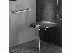 Siege De Douche : si ge de douche arsis gris anthracite gris mat ~ Melissatoandfro.com Idées de Décoration