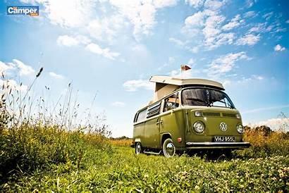 Vw Camper Bus Desktop Volkswagen Campervan Camping
