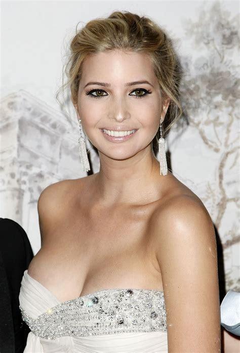 Fashion Models And Actress Ivanka Trump Actress And Model