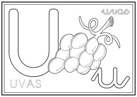 abecedario para imprimir colorear y trabajar la grafomotricidad orientacion andujar