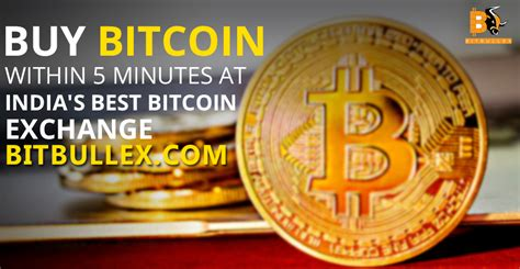After local bitcoins, paxful exchange is the second best bitcoin exchange to buy bitcoins and altcoins with inr in india. Buy and Sell Bitcoin within 5 minutes at India's best Bitcoin exchange. #Bitbullex India's First ...