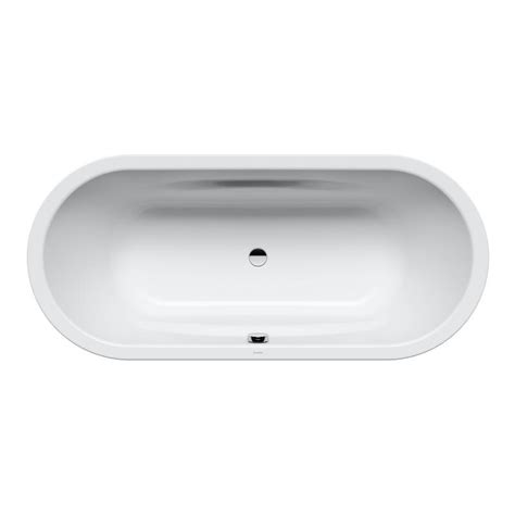 Kaldewei Duo Oval by Kaldewei Vaio Duo Oval Bath White 233100010001 Reuter Shop