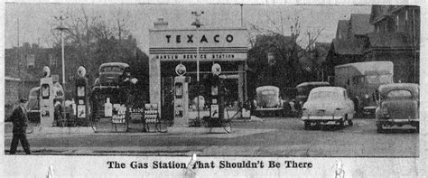 ken bauserts nostalgic museum hansens texaco station richmond hill