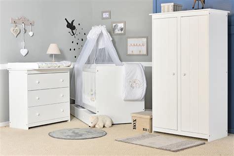 image chambre bebe chambre bébé grain d 39 orge blanche