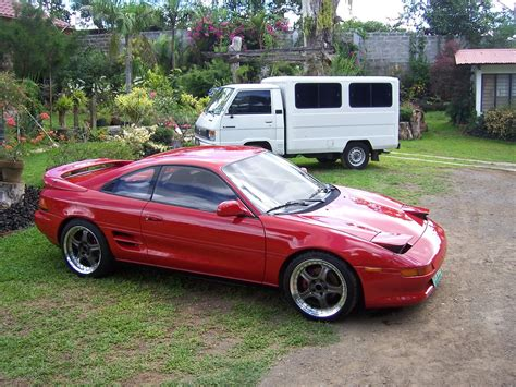 1993 Toyota Mr2 by Paolo Mr2 S 1993 Toyota Mr2 In Tnauan Batangas