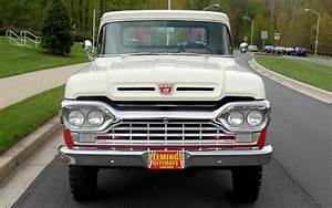 1960 Ford F250 | 1960 Ford F250 4X4 for sale to buy or purchase | Classic Cars, Muscle Cars ...