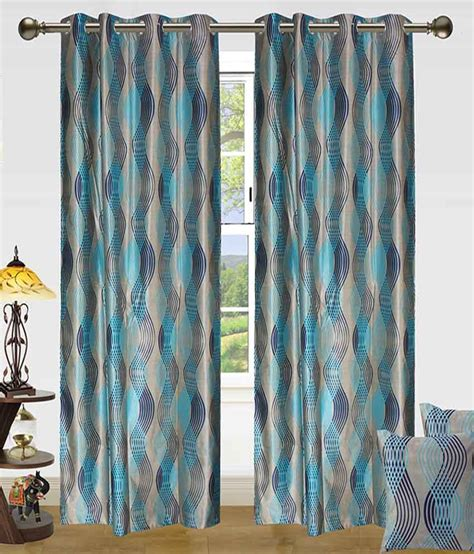 dekor world curtains dekor world set of 4 long door eyelet curtain buy dekor