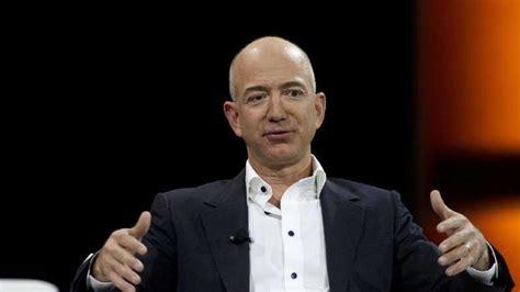World's richest man Jeff Bezos to step down as Amazon CEO