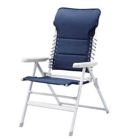 chaise bateau accessoire du bateau au cing chaise confort aluminium