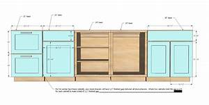 The Common Standard Kitchen Cabinet Sizes that Must be
