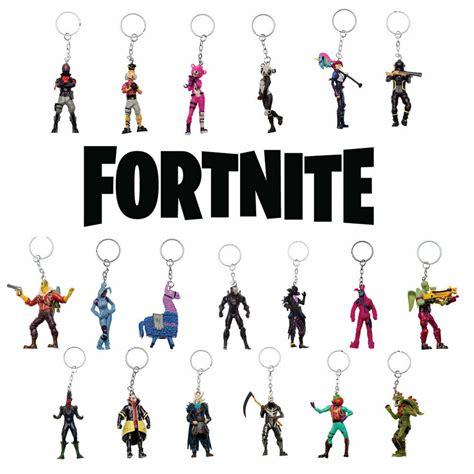 fortnite mini figure  keychain foil bag choose