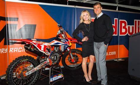 ryan dungey retires  professional racing motorcycle