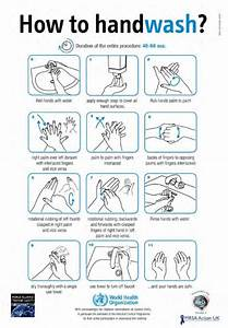 A Twelve Stage Guide To Washing Hands