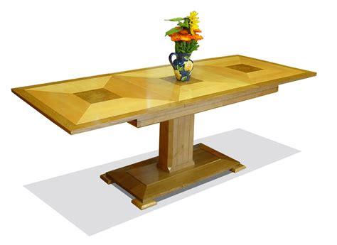 single leg dining table dining table mark arbon