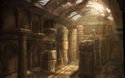 Wallpapers Tomb Concept Raider Greece Anniversary Games