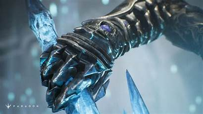 Paragon Zbrush Aurora Reveal Ahead Epic Icy