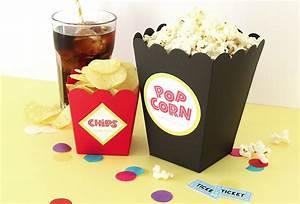 Cinema A La Maison : soir e cin ma la maison selfpackaging blog ~ Louise-bijoux.com Idées de Décoration