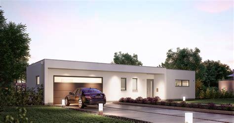 Moderne Architekten Bungalows by Moderne Bungalows Als Massivhaus Vom Architekten Geplant