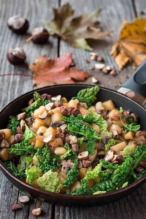 Herbstliche Wirsing-Kartoffelpfanne | Rezept ...