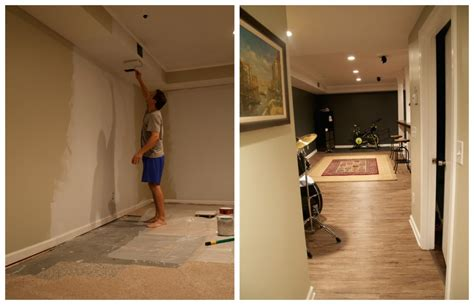 mohawk wood flooring cave makeover for pennies