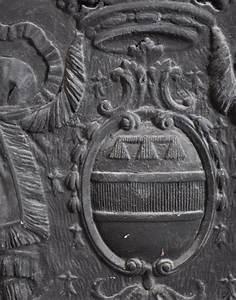 Plaque De Cheminée En Fonte Le Bon Coin : plaque de chemin e en fonte aux armoiries couronn es ~ Farleysfitness.com Idées de Décoration
