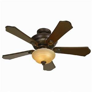 Ceiling fans light kit : Hunter in multi position ceiling fan with light