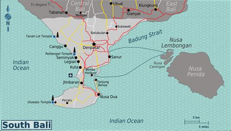 area guide  bali indonesia indonesiad