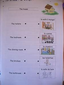 Piece De La Maison En Anglais : anglais la maison le petit roi enfant autiste ~ Preciouscoupons.com Idées de Décoration