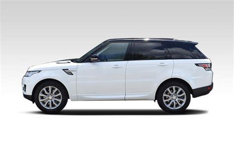 Range Rover Sport  Full Wrap In White  Reforma Uk
