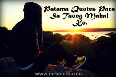 bolero quotes collections tagalog love quotes