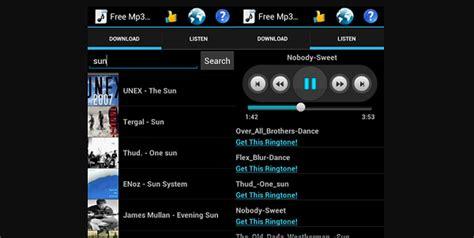 20 Aplikasi Download Lagu Mp3 Android Terbaik 2018