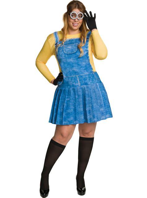 minion damen kostüm minion kost 252 m f 252 r damen in 220 bergr 246 223 e