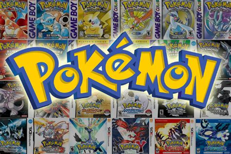 Pokémon All Main Games Ranked From Worst To Best