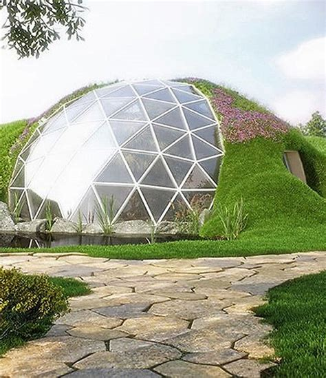 Biodomes Glass Geodesic Dome Homes  Homes Out Of The