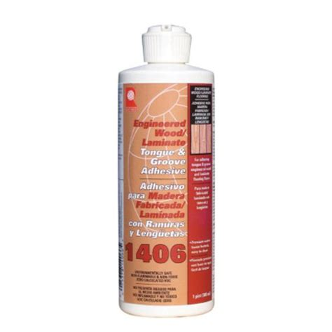 laminate glue qep 1406 p tongue and groove adhesive for laminate and wood floors 1 pint bottle laminate
